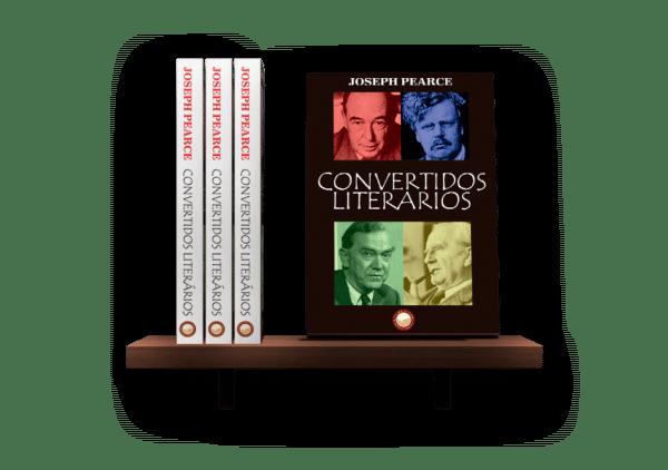Livro Convertidos Literários Joseph Pearce