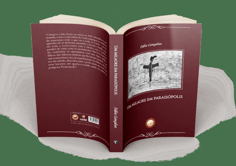 Livro Um Milagre em Paraisópolis