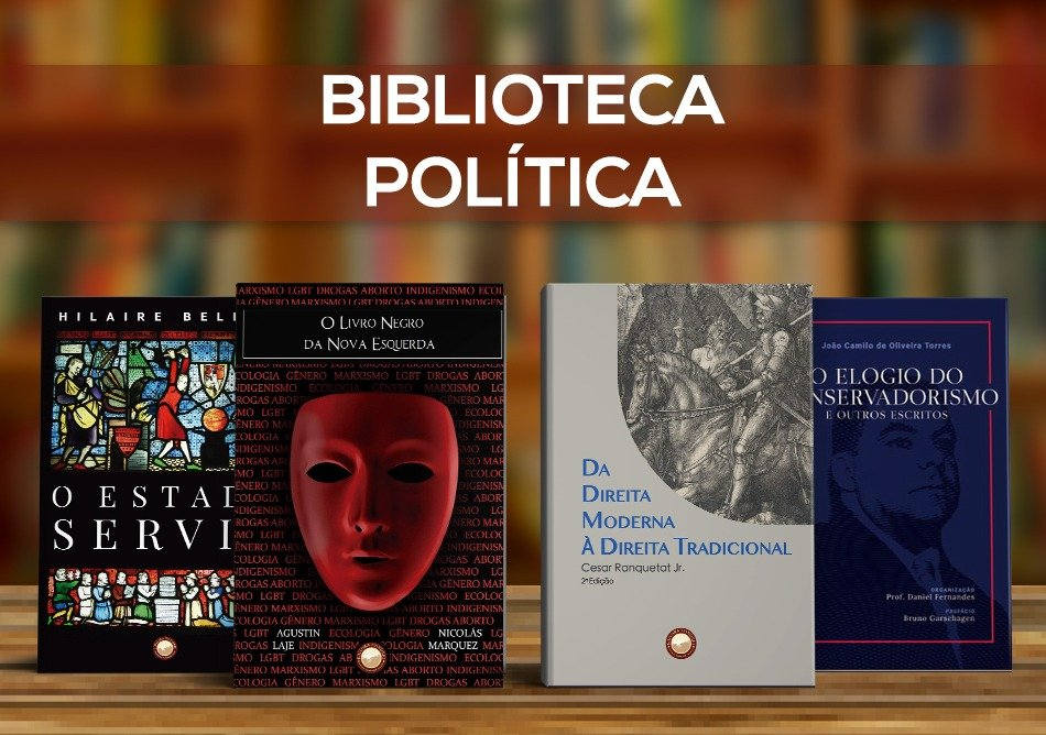 Combo: Biblioteca Política