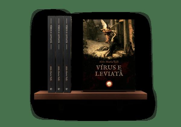 Livro Vírus e Leviatã